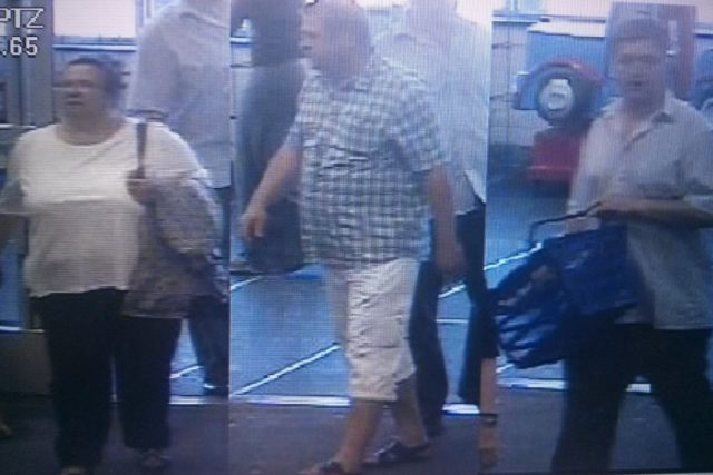 Crime Stoppers is looking for your help in identifying 2 men and a woman involved in two thefts. Both thefts took place June 27, 2014. On one occasion at about […]