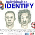 The Ottawa Police Service Major Crime Unit has received information that these two individuals may have been involved in the homicide of Taylor Morrow-Flint on February 24, 2016 (see composite […]