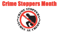 January is Crime Stoppers Month. January 2017 Crime Stoppers will be celebrating 32 years in the Ottawa area. The National Capital Area Crime Stoppers will be helping promote awareness of […]