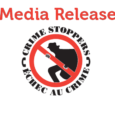 FOR IMMEDIATE RELEASE: August 1, 2018 Crime Stoppers 'Bail or Jail' returns to National Capital Area – Popular fundraising event set for September 2018 Ottawa, Ontario – Today, National Capital […]