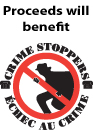 Proceeds with benefit Crime Stoppers