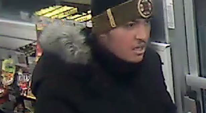 Suspect sought in multiple thefts in the city's south end.